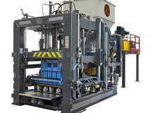 تصنيع ماكينات وخطوط انتاج الطوب الاسمنتي