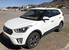 1 - 9,999 km Hyundai Creta 2017 for sale
