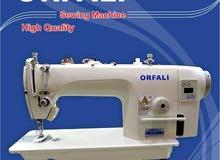 ماكينات خياطة حديثة ORFALI موفرة للطاقة الكهربائية ORFALI SEWING MACHINE