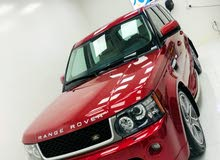 Available for sale! 1 - 9,999 km mileage Land Rover Range Rover Sport 2012