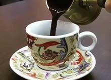 انايمني معلم قهوه غالي خبره منذ اربع سنوات