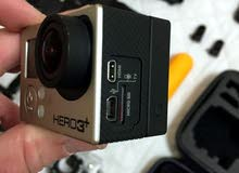 GoPro  hero 3+Black
