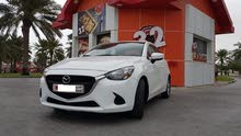 USED CAR MAZDA 2 MODEL 2016 FULL OPTION FOR SALE