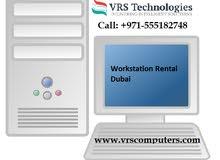 Workstation Rental Dubai  Computer Workstation Rental Services