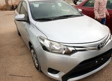 Used condition Toyota Yaris 2015 with 50,000 - 59,999 km mileage