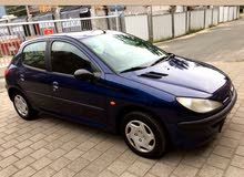 Peugeot 206 2002 For sale - Black color