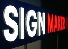 IT, Cctv, Signboard