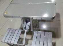 Folding Table For 4 Persons