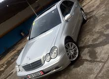 Mercedes Benz E 200 Used in Tripoli