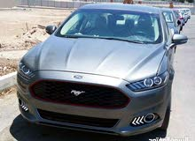 Ford Fusion for rent in Amman