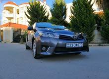 Toyota Corolla car for sale 2015 in Irbid city