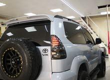 تويوتا برادو (ستة سلندر) V6 2007 FULL OPTION بحاله شبه جديده
