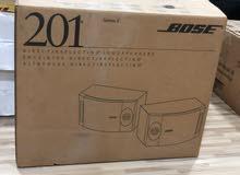 Bose 201 V out door speakers