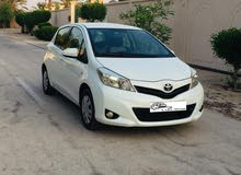 Toyota Yaris Hatchback 2012
