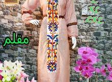 عبايات استقبال خامه قطنيه ممتازه ألوان مختلفه ومقاسات متعدده بااسعار لا تنافس