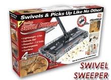 مكنسة لاسلكية Cordless Swivel Sweeper