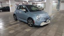 Electric Fuel/Power   Fiat 500e 2015