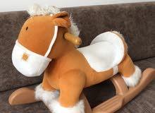 حصان هزاز