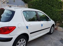 Automatic White Peugeot 2006 for sale