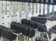 للبيع محل نسخ وبرمجة المفاتيح بالخوض السادسه key shop in alkhudh 6 for sell.