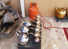 شباب مكه المكرمه لي تقديم الشاي والقهوه وخدمه الضيوف والمناسبات