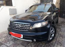 Infiniti FX35 2009 For sale - Black color