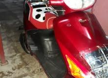 دراجة فراشة استعمال قليل ماعدا ضربة بامام
