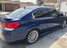 Subaru Legacy 2010 For sale - Blue color