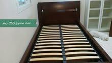 تخت مفرد صندوق