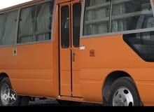 مطلوب باص 25 راكب أو 30 مع عقد حكومي للبيع في الرستاق أو العوابي ..