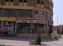 محل تجارى للبيع فى مول نزهة العبور