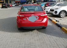 Used Toyota Corolla in Sharjah