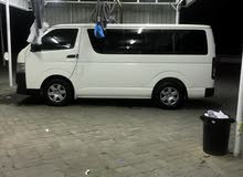 Used condition Toyota Hiace 2012 with 0 km mileage