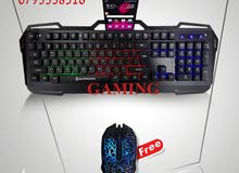 keyboard gaming for sale New with mouse