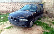 Used condition BMW 316 1990 with +200,000 km mileage