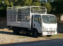 شاحنة نقل عام او للايجار