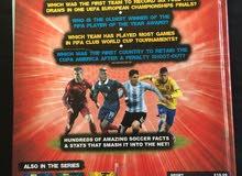 كتاب يحكي عن تاريخ جميع المنتخبات ( كرة القدم ) رائع و مسلي لمحبي كرة القدم