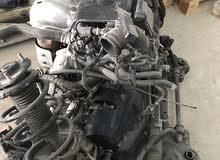 محرك تويوتا كامري عضلات 2009 وكمبيو 13فيشة