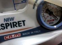 جهاز شفط البلغم والجروح صناعه ايطاليه نوعيه ممتازه