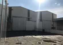 هناجر صناعية وتجارية مساحة 700م2