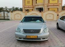 للبيع لكزس LS430 الربع موديل 2004 لا اقبل البدل