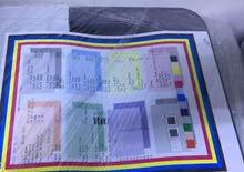 آلة ريكو ليزر ألوان 4×1(تصوير+طباعة+سكانر+فاكس) بالأحبار الأصلية كاملة