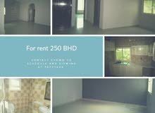 250 BHD spacious flat for rent in hidd