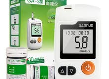 مقياس سكر الدم blood glucose test