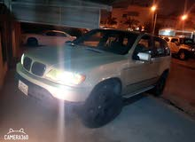 Available for sale! +200,000 km mileage BMW X5 2003