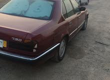 بي ام دبليو 730 موديل 1993
