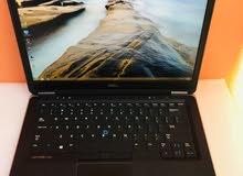 Dell latitude E7440 core i5 4Gb ram 256Gb SSD  14.5 inch display  4th