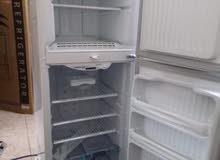 ثلاجة كونكورد. جديدة  في كرتونها. لم يتم تشغيلها ابدا على الشرط.