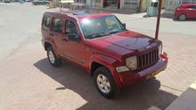Jeep Liberty car for sale 2011 in Nizwa city