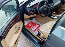 BMW موديل 2008 i523   خليجي